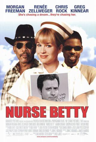 Nurse Betty (2000) Main Poster