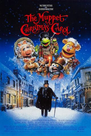 The Muppet Christmas Carol (1992) Main Poster