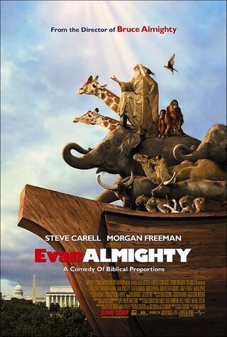 Evan Almighty (2007) Main Poster