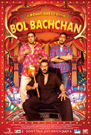 Speak Bachchan (2012) Main Poster