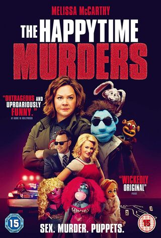 The Happytime Murders (2018) Main Poster
