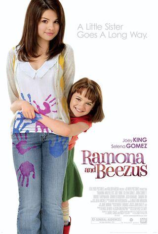 Ramona And Beezus (2010) Main Poster