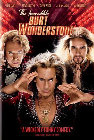The Incredible Burt Wonderstone (2013) Main Poster