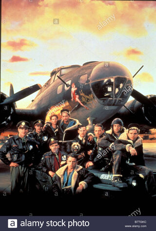 Memphis Belle (1990) Main Poster