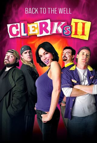 Clerks II (2006) Main Poster