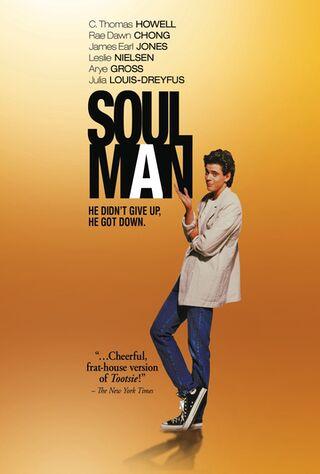 Soul Man (1986) Main Poster