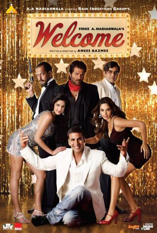 Welcome (2007) Main Poster
