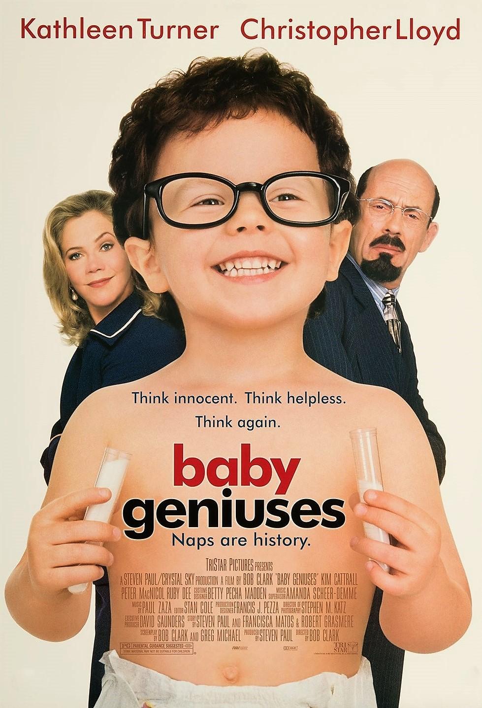 Baby Geniuses (1999) Main Poster