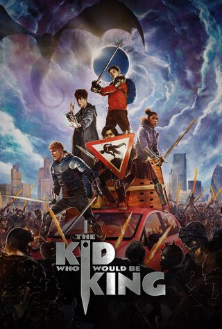The Kid Who Would Be King (2019) Main Poster