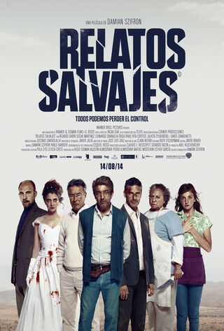 Wild Tales (2014) Main Poster