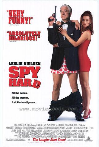 Spy Hard (1996) Main Poster