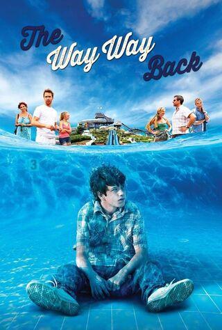 The Way, Way Back (2013) Main Poster