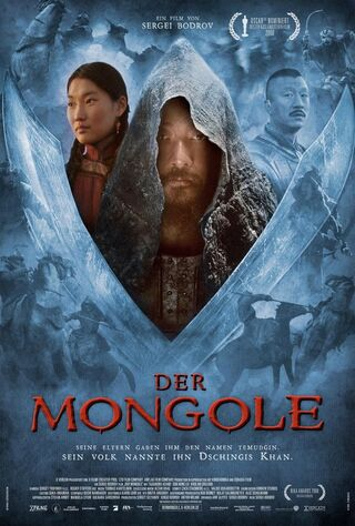 Mongol: The Rise Of Genghis Khan (2008) Main Poster