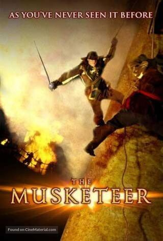The Musketeer (2001) Main Poster