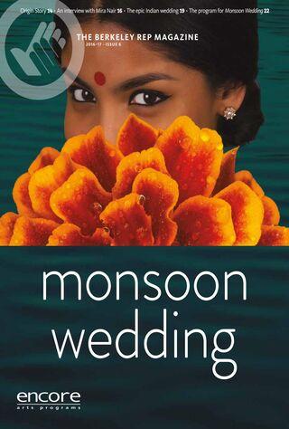 Monsoon Wedding (2002) Main Poster