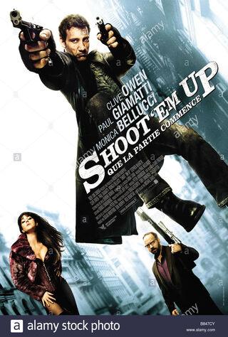 Shoot 'Em Up (2007) Main Poster