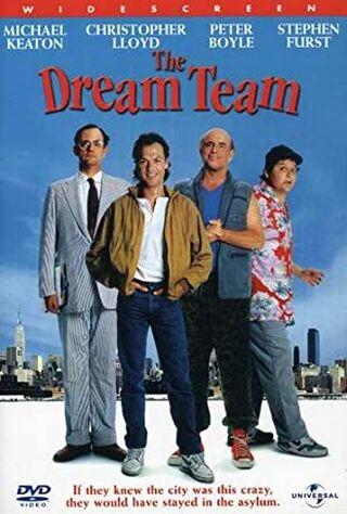 The Dream Team (1989) Main Poster