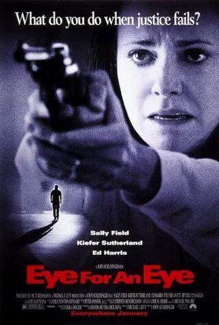 Eye For An Eye (1996) Main Poster