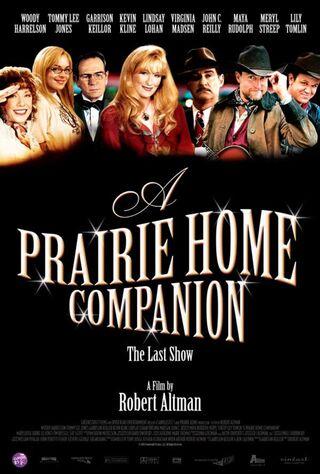 A Prairie Home Companion (2006) Main Poster