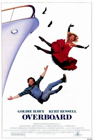 Overboard (1987) Main Poster