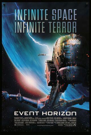 Event Horizon (1997) Main Poster