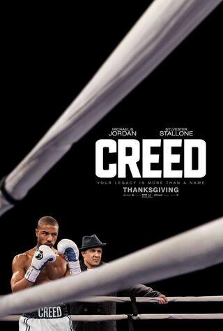 Creed (2015) Main Poster