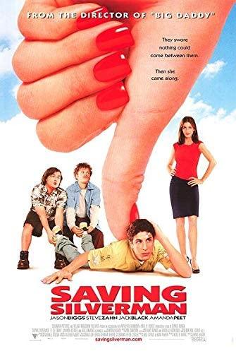 Saving Silverman (2001) Main Poster