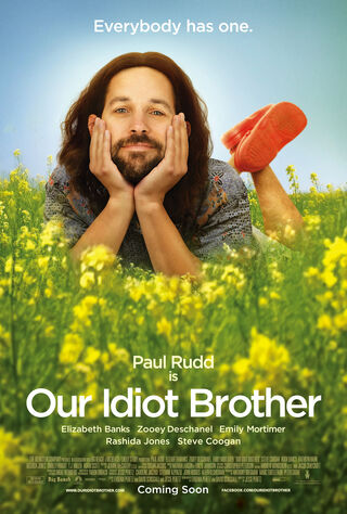 Our Idiot Brother (2011) Main Poster