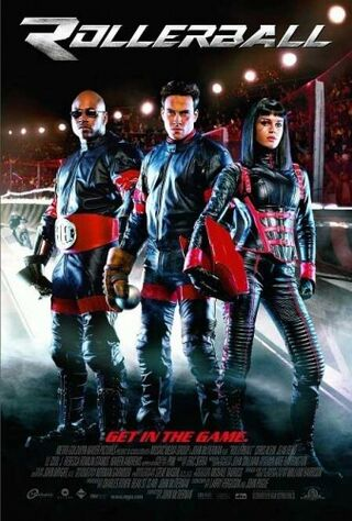 Rollerball (2002) Main Poster