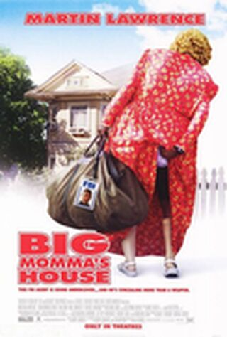 Big Momma's House (2000) Main Poster