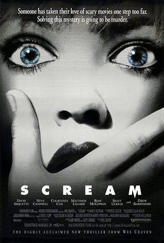Scream (1996) Main Poster