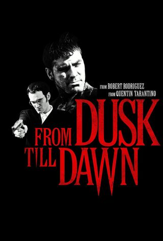 From Dusk Till Dawn (1996) Main Poster