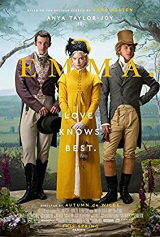 Emma. (2020) Main Poster