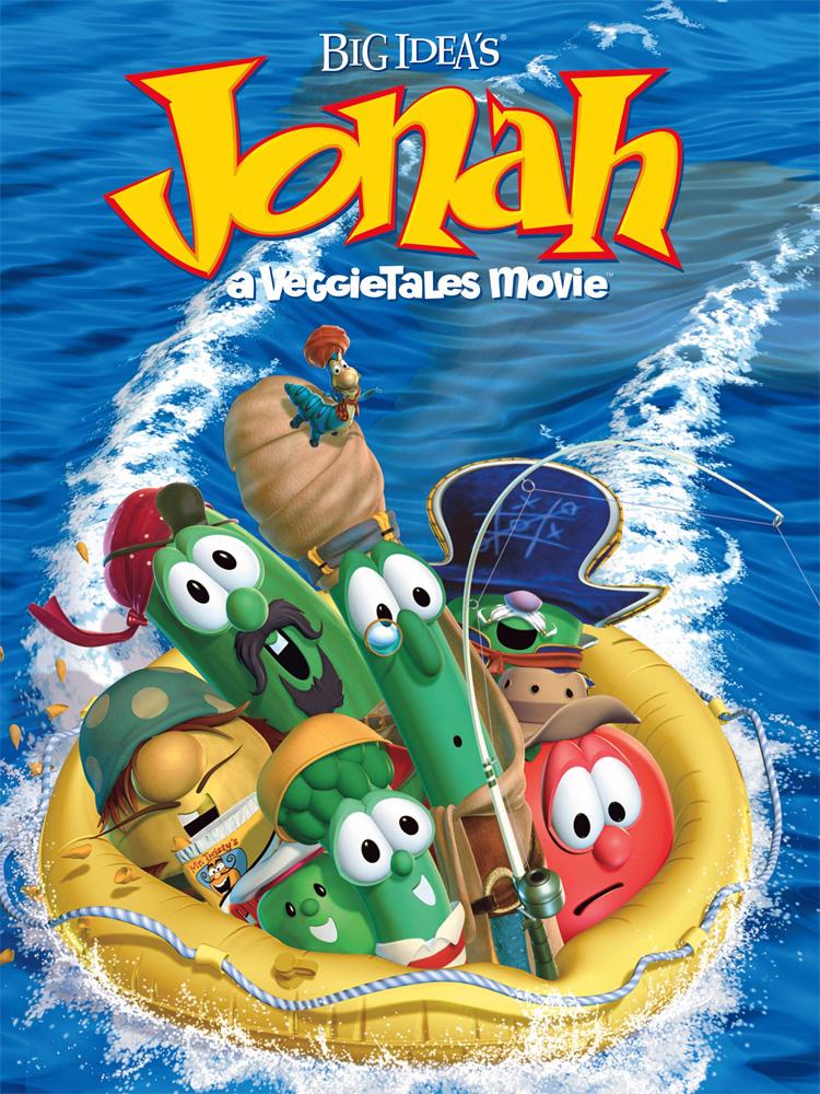Jonah: A VeggieTales Movie (2002) Main Poster