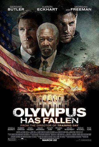 Olympus Has Fallen (2013) Main Poster