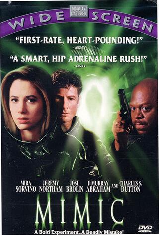Mimic (1997) Main Poster