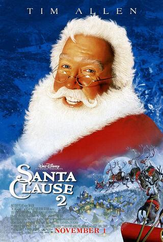 The Santa Clause 2 (2002) Main Poster