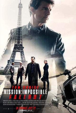 Mission: Impossible - Fallout (2018) Main Poster