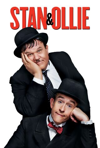 Stan & Ollie (2019) Main Poster