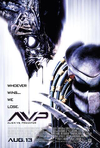 Alien Vs. Predator (2004) Main Poster