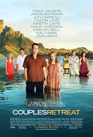 Couples Retreat (2009) Main Poster