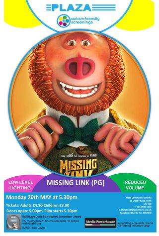 Missing Link (2019) Main Poster