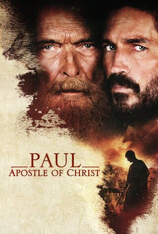 Paul, Apostle Of Christ (2018) Main Poster