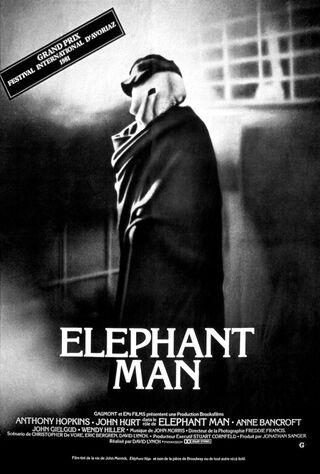The Elephant Man (1980) Main Poster