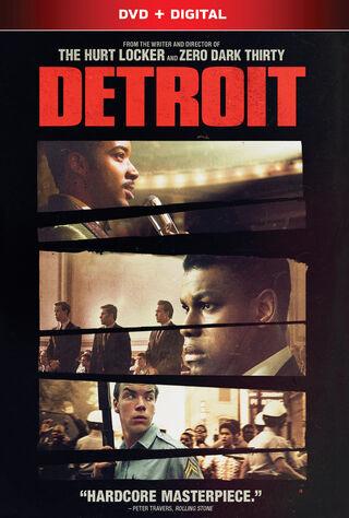 Detroit (2017) Main Poster