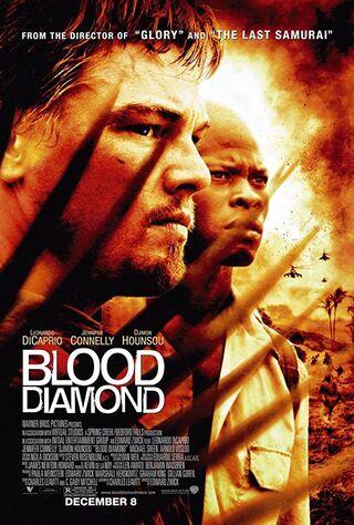 Blood Diamond (2006) Main Poster