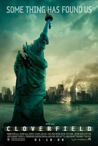 Cloverfield (2008) Main Poster