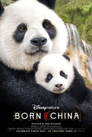 Born In China (2017) Main Poster
