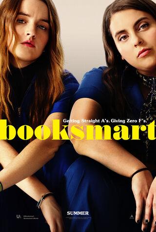 Booksmart (2019) Main Poster