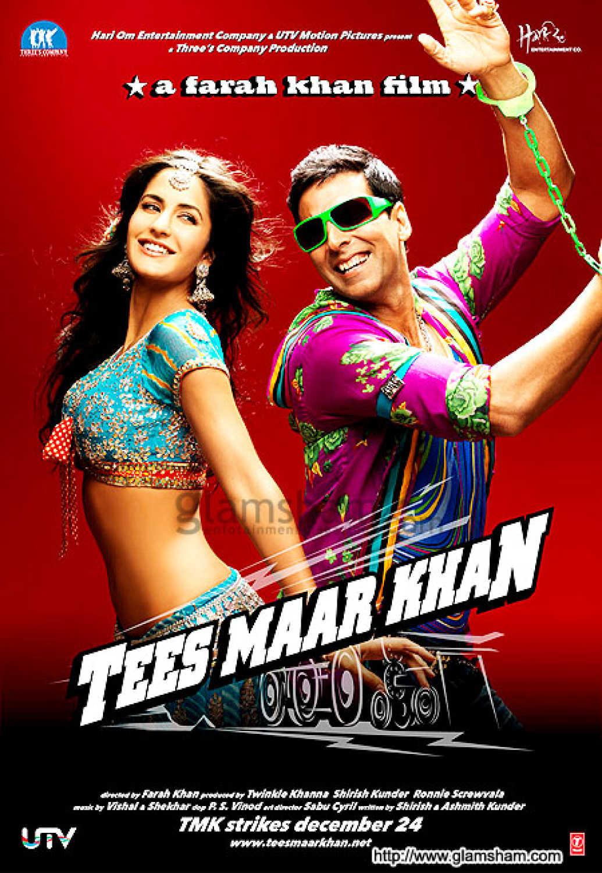 Tees Maar Khan (2010) Main Poster
